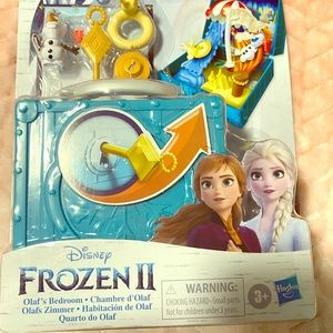 Olaf frozen play set